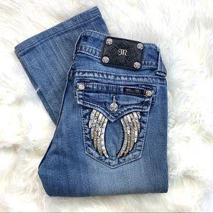 👖|•MISS ME•| Short Bootcut Jeans 👖